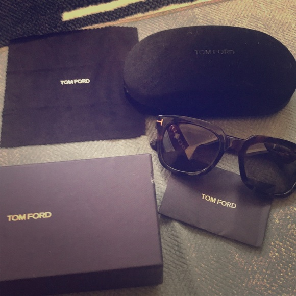 f3602a1935525 Tom Ford Sunglasses Brand New in Box 🖤
